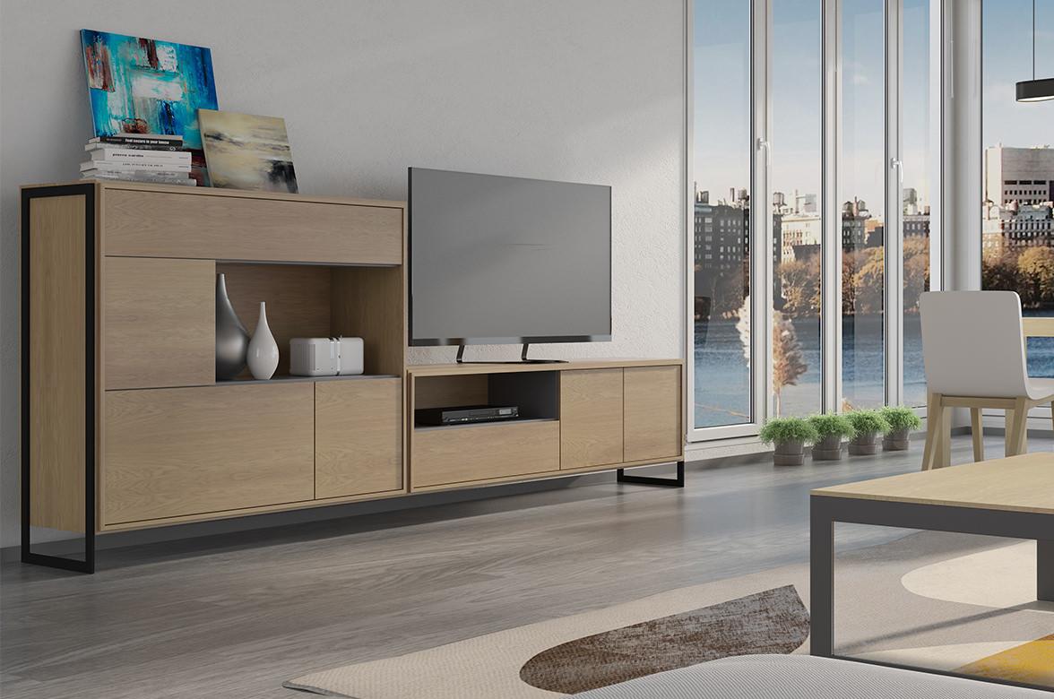 Fábrica de muebles para el hogar, gestión y diseño de proyectos Contract