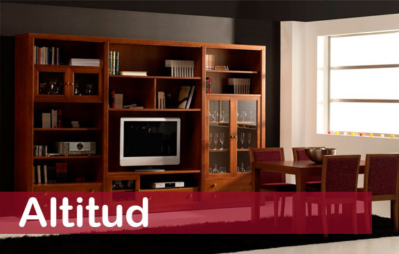 Comedor modular Altitud y clásico para su hogar
