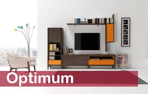Comedor modular Optimum, diseño y fabricación