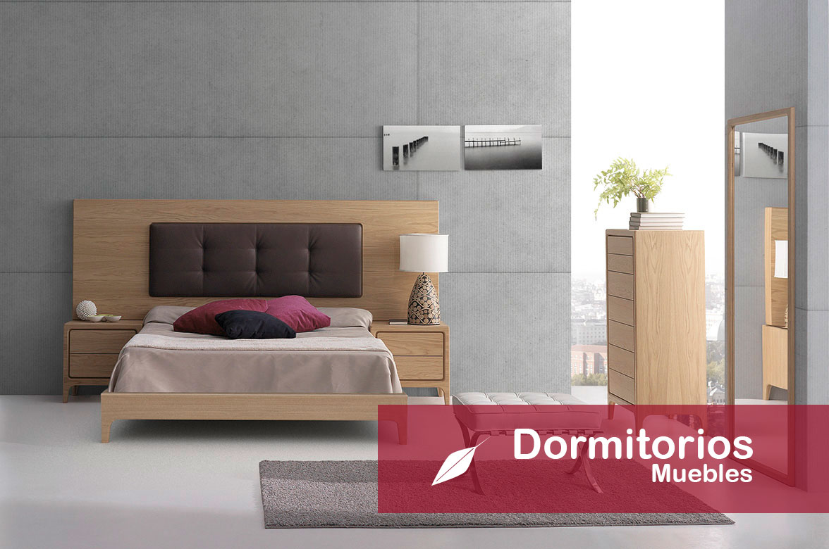 Diseño y Fabricación de Muebles de Dormitorios