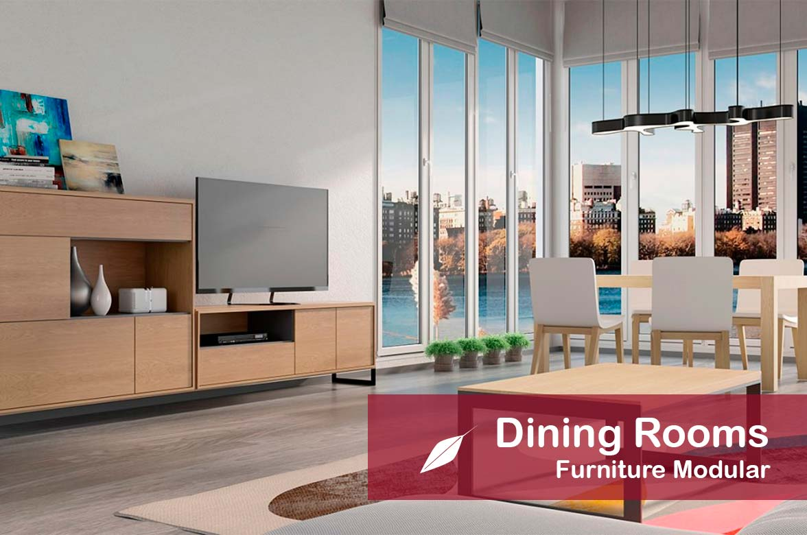 Design And Manufacture Of Modular Dining Room Furniture